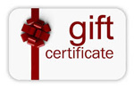 Click to Order Gift Certificate